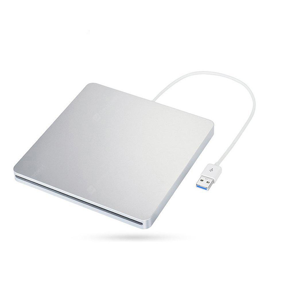 PD0016 Ultra-Slim USB 3,0 Absaugtyp Externer Blu-ray Brenner
