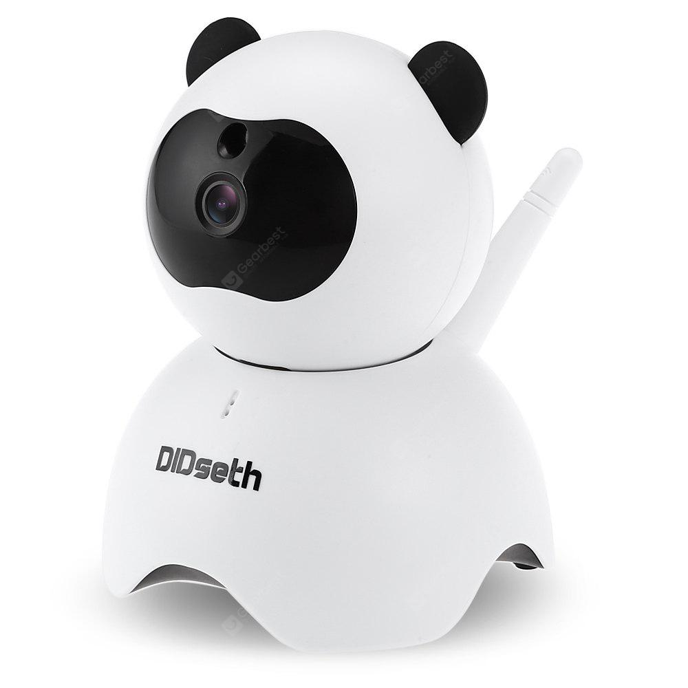 DIDseth DID - 904FH 720P HD IP Camera di Sicurezza con Monitor