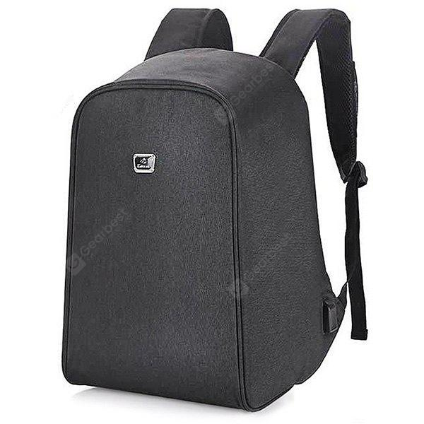 Men Business Anti-theft Laptop Backpack with USB Port