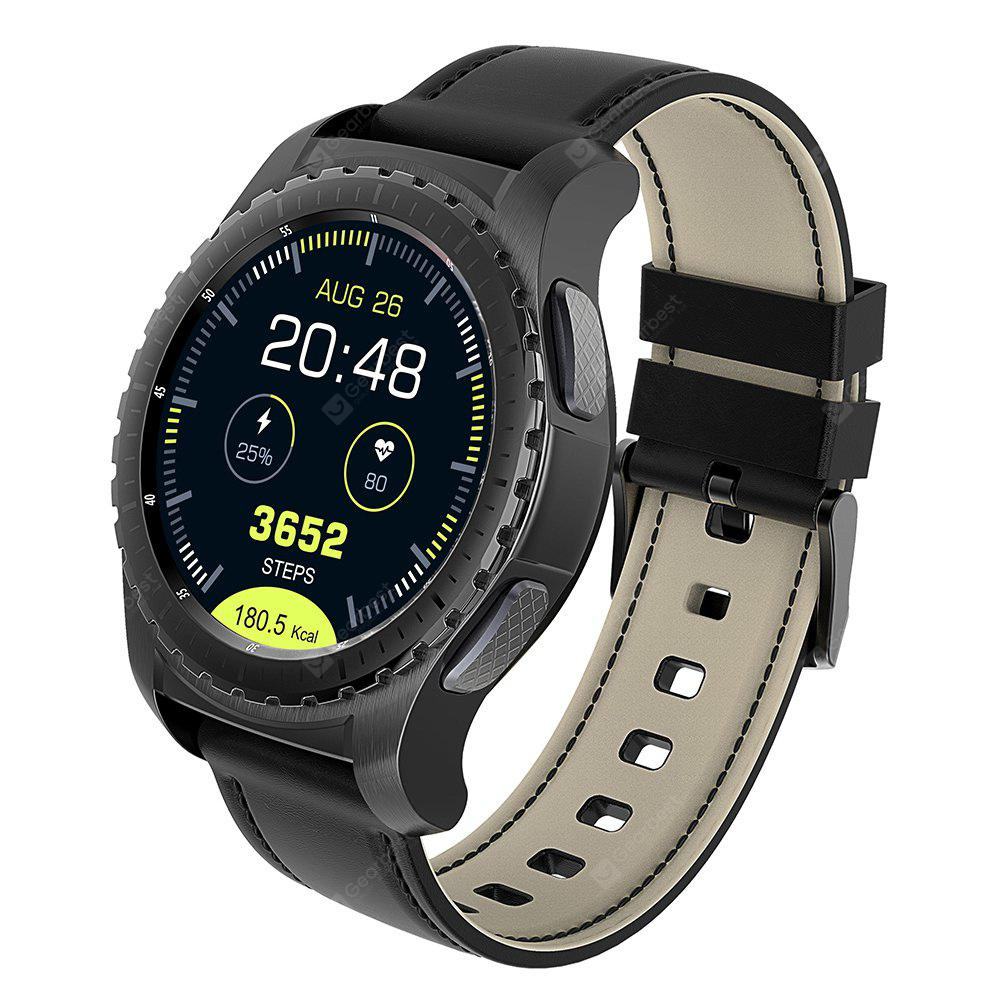 KingWear KW28 mit Bluetooth Smartwatch Telefon