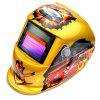 Cool Design Automatic Darkening Electrical Welding Helmet - COLORMIX