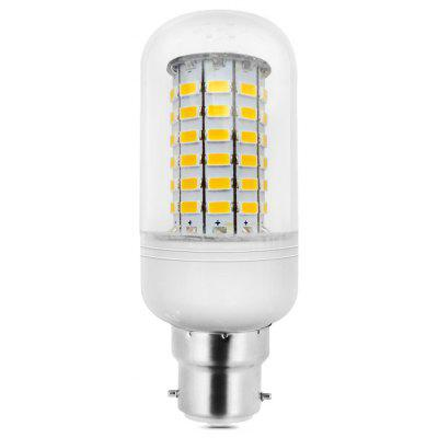 6W B22 Bayonet Low Voltage Led Corn Bulb 5730 Smd 12-24V Safe Voltage