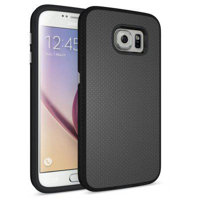 Non-slip Surface Shockproof Back PC Case for Samsung Galaxy S6