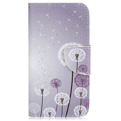 Painted PU Phone Case for Samsung Galaxy J3 2016 / J3 2015