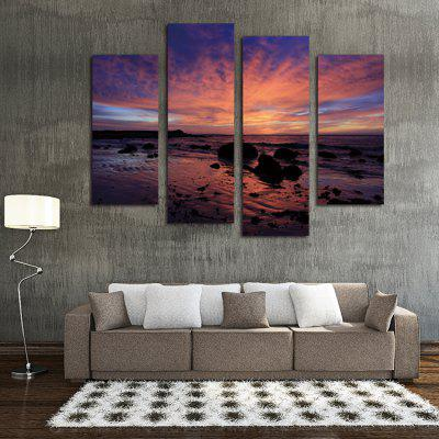 God Painting Sunset Sea Printed Painting Canvas Print 4PCSPrints<br>God Painting Sunset Sea Printed Painting Canvas Print 4PCS<br><br>Brand: God Painting<br>Craft: Print<br>Form: Four Panels<br>Material: Canvas<br>Package Contents: 4 x Print<br>Package size (L x W x H): 42.00 x 6.00 x 6.00 cm / 16.54 x 2.36 x 2.36 inches<br>Package weight: 0.3800 kg<br>Painting: Without Inner Frame<br>Product weight: 0.3400 kg<br>Shape: Vertical<br>Style: Scenery / Landscape<br>Subjects: Still Life<br>Suitable Space: Bedroom,Hallway,Hotel,Office,Pathway