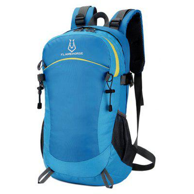 Outdoor Large Capacity Nylon Water-resistant Backpack