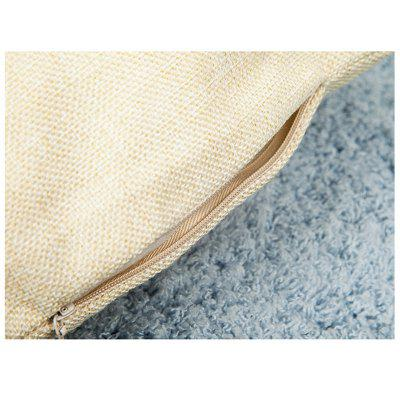 LAIMA Linen Square Cushion Decorative PillowcasePillow<br>LAIMA Linen Square Cushion Decorative Pillowcase<br><br>Brand: LAIMA<br>Category: Pillow Case<br>For: All<br>Material: Linen<br>Occasion: Dining Room, Bedroom, Bar<br>Package Contents: 1 x Pillowcase<br>Package size (L x W x H): 23.00 x 23.00 x 0.50 cm / 9.06 x 9.06 x 0.2 inches<br>Package weight: 0.0900 kg<br>Product size (L x W x H): 45.00 x 45.00 x 0.50 cm / 17.72 x 17.72 x 0.2 inches<br>Product weight: 0.0800 kg