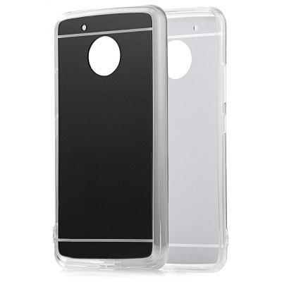Plating Mirror Scratch-proof Protective Case for Moto G5 Plus