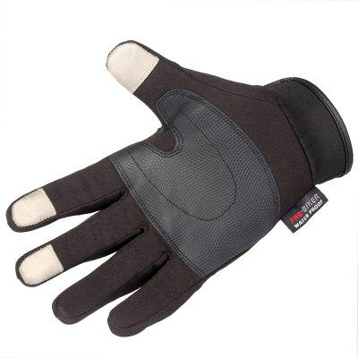 PROBIKER A41 Motorcycle Racing Cotton Gloves 2PCSMotorcycle Gloves<br>PROBIKER A41 Motorcycle Racing Cotton Gloves 2PCS<br><br>Accessories type: Motorcycle Gloves<br>Brand: PROBIKER<br>Function: Wearable, Windproof<br>Gender: Universal<br>Material: Microfiber, Leather<br>Model: A41<br>Package Contents: 2 x Glove<br>Package size (L x W x H): 20.00 x 11.00 x 4.00 cm / 7.87 x 4.33 x 1.57 inches<br>Package weight: 0.1270 kg<br>Product weight: 0.1250 kg<br>Size: L,M,XL,XXL