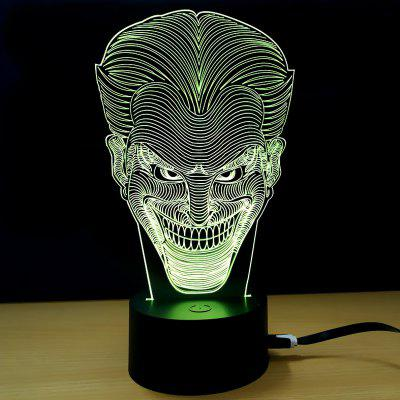 Buy COLORFUL M.Sparkling TD028 Creative Halloween Vampire Night Lamp for $9.67 in GearBest store