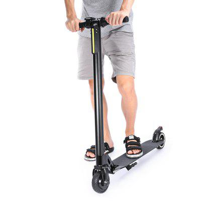 Carbon Fiber Folding Electric Scooter 4400mAh Battery EU PlugScooters and Wheels<br>Carbon Fiber Folding Electric Scooter 4400mAh Battery EU Plug<br><br>Battery: Li-ion battery<br>Battery Capacity: 4400mAh<br>Battery Rate: 52W<br>Charger type: EU plug<br>Charging Time: 3 hours<br>Displaying Screen Size: 3.3 x 2.3cm<br>Folding Type: Folding<br>Light: Front Lamp,Tail Light<br>Material: Carbon Fiber<br>Max Payload: 125kg<br>Maximum Mileage: 15km<br>Maximum Speed: 20km/h<br>Mileage (depends on road and driver weight): 8-15km<br>Motor Rated Power: 250W<br>Package Content: 1 x Electric Scooter, 1 x Adapter, 1 x EU Plug<br>Package size: 107.00 x 29.50 x 17.50 cm / 42.13 x 11.61 x 6.89 inches<br>Package weight: 8.6000 kg<br>Pedal Ground Clearance (no weight bearing): 10 - 15cm<br>Permissible Gradient (depends on your weight): 16-20 degree<br>Product size: 92.00 x 42.00 x 101.00 cm / 36.22 x 16.54 x 39.76 inches<br>Product weight: 7.3500 kg<br>Seat Type: without Seat<br>Type: Electric Kick Scooter<br>Wheel Number: 2 Wheel<br>Working Temperature: -10 - 40 Deg.C