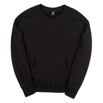 Simple Cotton Sweatshirt