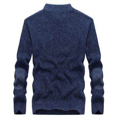 JOOBOX Comfortable Long Sleeves SweaterMens Sweaters &amp; Cardigans<br>JOOBOX Comfortable Long Sleeves Sweater<br><br>Brand: JOOBOX<br>Material: Cotton<br>Occasion: Casual<br>Package Contents: 1 x Sweater<br>Package size: 30.00 x 40.00 x 1.00 cm / 11.81 x 15.75 x 0.39 inches<br>Package weight: 0.7200 kg<br>Product weight: 0.7000 kg<br>Style: Casual<br>Thickness: Thick