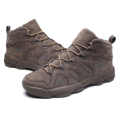 Male Versatile Soft Sports Casual SneakersMen's Sneakers<br>Male Versatile Soft Sports Casual Sneakers<br><br>Closure Type: Lace-Up<br>Contents: 1 x Pair of Shoes, 1 x Box, 1 x Dustproof Paper<br>Function: Slip Resistant<br>Materials: Rubber, Leather<br>Occasion: Sports, Shopping, Running, Riding, Outdoor Clothing, Party, Basketball, Casual, Daily, Holiday<br>Outsole Material: Rubber<br>Package Size ( L x W x H ): 33.00 x 24.00 x 13.00 cm / 12.99 x 9.45 x 5.12 inches<br>Package Weights: 0.90kg<br>Pattern Type: Solid<br>Seasons: Autumn,Spring<br>Style: Modern, Leisure, Fashion, Comfortable, Casual<br>Toe Shape: Round Toe<br>Type: Sports Shoes<br>Upper Material: Leather