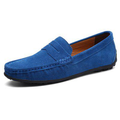 Male Fresh Soft Thin Light Casual Lofer Oxford ShoesMen's Oxford<br>Male Fresh Soft Thin Light Casual Lofer Oxford Shoes<br><br>Closure Type: Slip-On<br>Contents: 1 x Pair of Shoes, 1 x Box<br>Function: Slip Resistant<br>Materials: Suede, Rubber<br>Occasion: Tea Party, Shopping, Party, Holiday, Formal, Office, Casual, Daily, Dress<br>Outsole Material: Rubber<br>Package Size ( L x W x H ): 31.00 x 21.00 x 13.00 cm / 12.2 x 8.27 x 5.12 inches<br>Package Weights: 0.80kg<br>Pattern Type: Solid<br>Seasons: Autumn,Spring<br>Style: Modern, Leisure, Formal, Fashion, Comfortable, Casual<br>Toe Shape: Round Toe<br>Type: Casual Leather Shoes<br>Upper Material: Suede