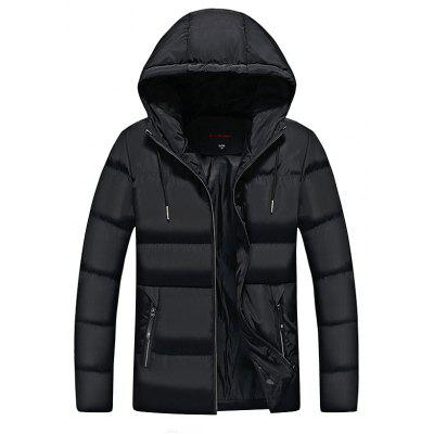Fashion Warm Padded Winter Jacket