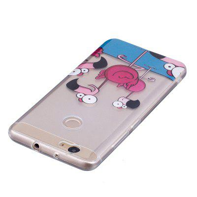 High Penetration Cartoon Cover Case for HUAWEI NovaCases &amp; Leather<br>High Penetration Cartoon Cover Case for HUAWEI Nova<br><br>Features: Back Cover<br>Mainly Compatible with: HUAWEI<br>Material: TPU<br>Package Contents: 1 x Cover Case<br>Package size (L x W x H): 15.20 x 8.20 x 1.90 cm / 5.98 x 3.23 x 0.75 inches<br>Package weight: 0.0200 kg<br>Product Size(L x W x H): 14.20 x 7.20 x 0.90 cm / 5.59 x 2.83 x 0.35 inches<br>Product weight: 0.0200 kg<br>Style: Cartoon