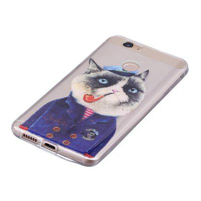 High Penetration Cartoon Cover Case for HUAWEI NovaCases &amp; Leather<br>High Penetration Cartoon Cover Case for HUAWEI Nova<br><br>Features: Back Cover<br>Mainly Compatible with: HUAWEI<br>Material: TPU<br>Package Contents: 1 x Cover Case<br>Package size (L x W x H): 15.20 x 8.20 x 1.90 cm / 5.98 x 3.23 x 0.75 inches<br>Package weight: 0.0300 kg<br>Product Size(L x W x H): 14.20 x 7.20 x 0.90 cm / 5.59 x 2.83 x 0.35 inches<br>Product weight: 0.0200 kg<br>Style: Cartoon