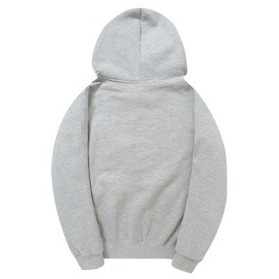 Simple Cotton Hoodie SweatshirtMens Hoodies &amp; Sweatshirts<br>Simple Cotton Hoodie Sweatshirt<br><br>Clothes Type: Hoodie<br>Material: Cotton<br>Occasion: Casual<br>Package Contents: 1 x Sweatshirt<br>Package size: 40.00 x 30.00 x 20.00 cm / 15.75 x 11.81 x 7.87 inches<br>Package weight: 0.5700 kg<br>Pattern: Solid Color<br>Product weight: 0.5500 kg<br>Style: Casual<br>Thickness: Regular