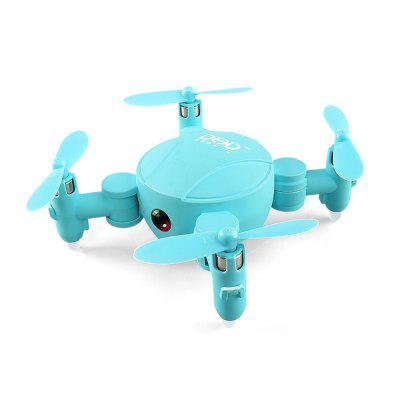 DHD R/C D4 Foldable Pocket Micro RC Quadcopter - RTF