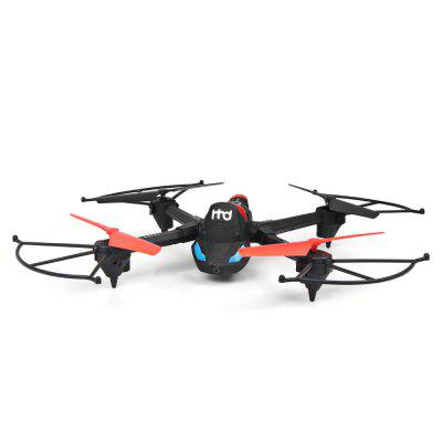 H3 3-in-1 RC Quadcopter Tank Jumping Car - RTF
