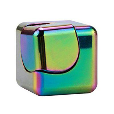 Interesting Mini Dazzling Fingertip Fidget Cube Gyro