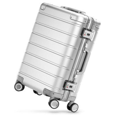 Xiaomi 20 inch Metal Travel Suitcase Universal Wheel в магазине GearBest