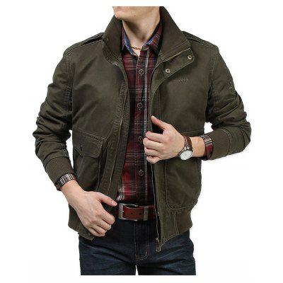 Jeep Rich Outdoor Stand Collar Jacket