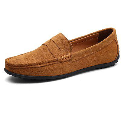 Male Fresh Soft Thin Light Casual Lofer Oxford ShoesMen's Oxford<br>Male Fresh Soft Thin Light Casual Lofer Oxford Shoes<br><br>Closure Type: Slip-On<br>Contents: 1 x Pair of Shoes, 1 x Box<br>Function: Slip Resistant<br>Materials: Suede, Rubber<br>Occasion: Tea Party, Shopping, Party, Office, Formal, Dress, Daily, Casual, Holiday<br>Outsole Material: Rubber<br>Package Size ( L x W x H ): 31.00 x 21.00 x 13.00 cm / 12.2 x 8.27 x 5.12 inches<br>Pattern Type: Solid<br>Seasons: Autumn,Spring<br>Style: Formal, Leisure, Modern, Fashion, Comfortable, Casual<br>Toe Shape: Round Toe<br>Type: Casual Leather Shoes<br>Upper Material: Suede