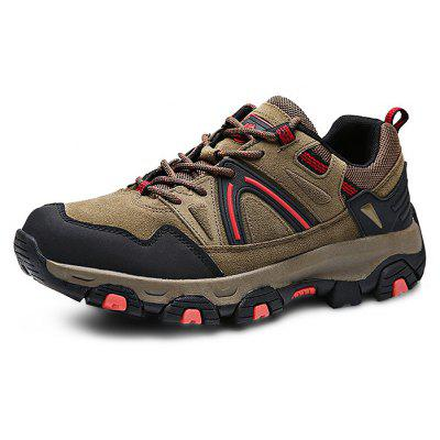 Male Versatile Soft Outdoor Hiking Non-slip Athletic Shoes