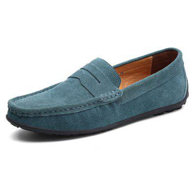 Male Fresh Soft Thin Light Casual Lofer Oxford Shoes West Covina Buy goods