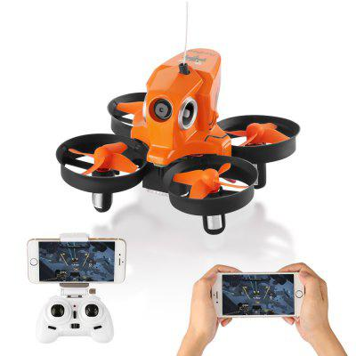 FuriBee H801 2.4GHz 4CH 6 Axis Gyro WiFi FPV Remote Control Quadcopter WiFi FPV