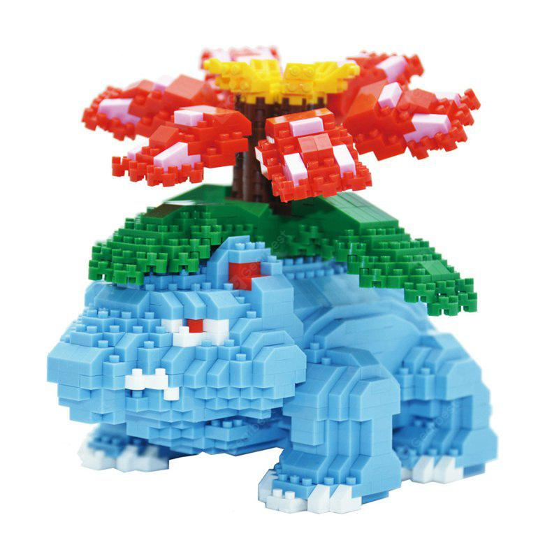 Puzzle Toy Rana Flower Puzzle Building Blocks