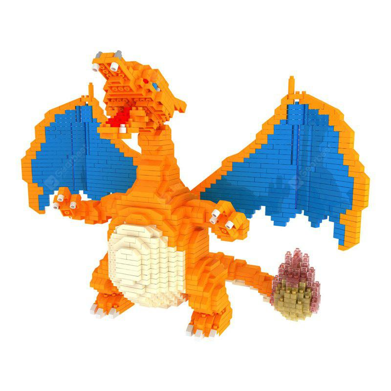 Puzzle Toy Firedragon Building Blocks