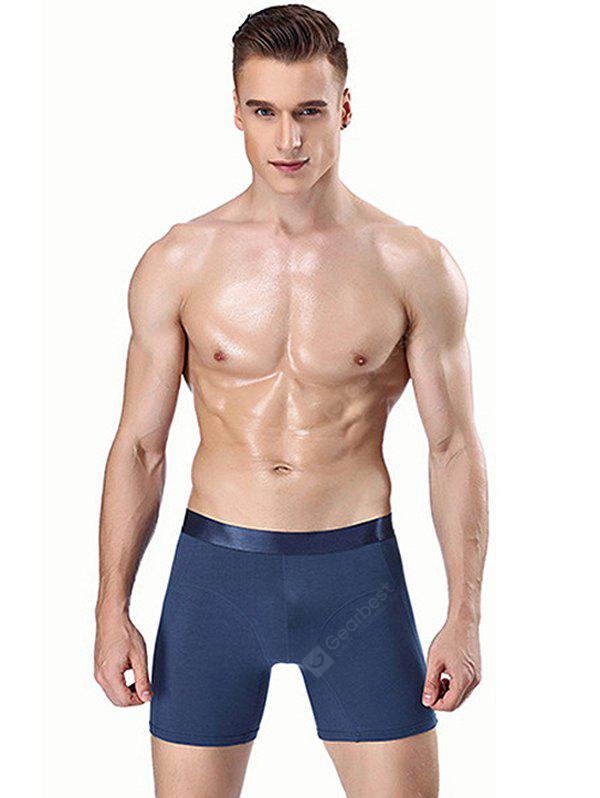 HYD1413 Male Extended Cotton Sports Boxers
