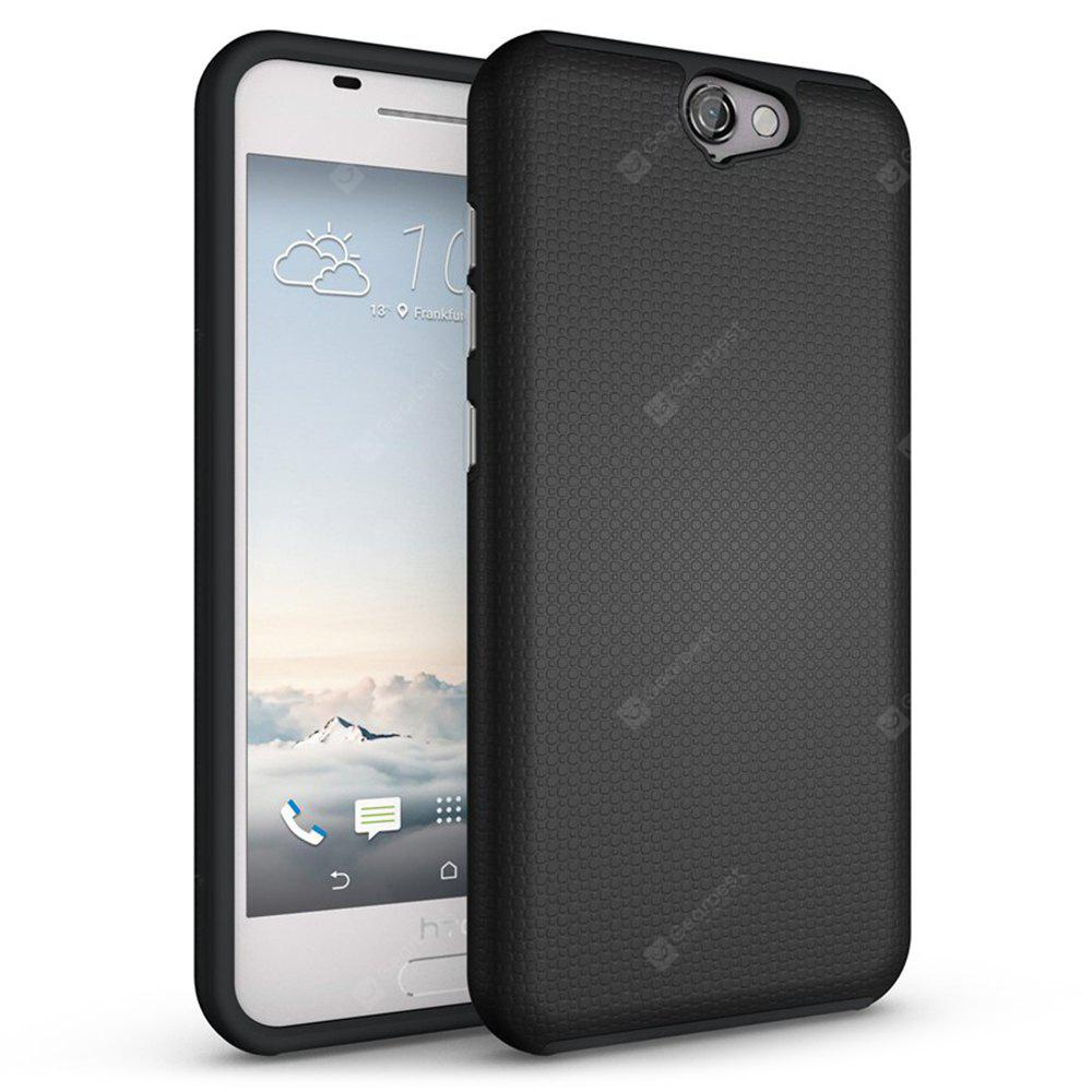Non-slip Surface Shockproof Back PC Case for HTC One A9