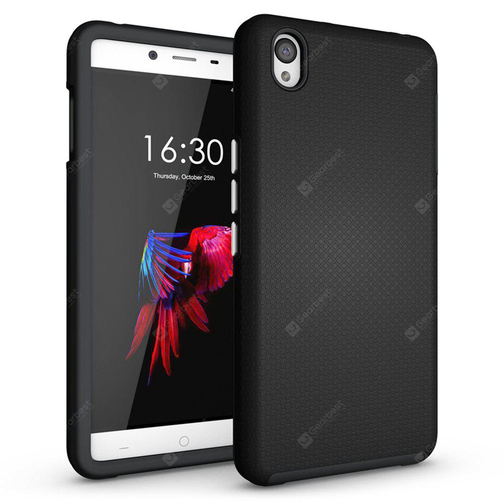 Non-slip Surface Shockproof Back PC Case for OnePlus X