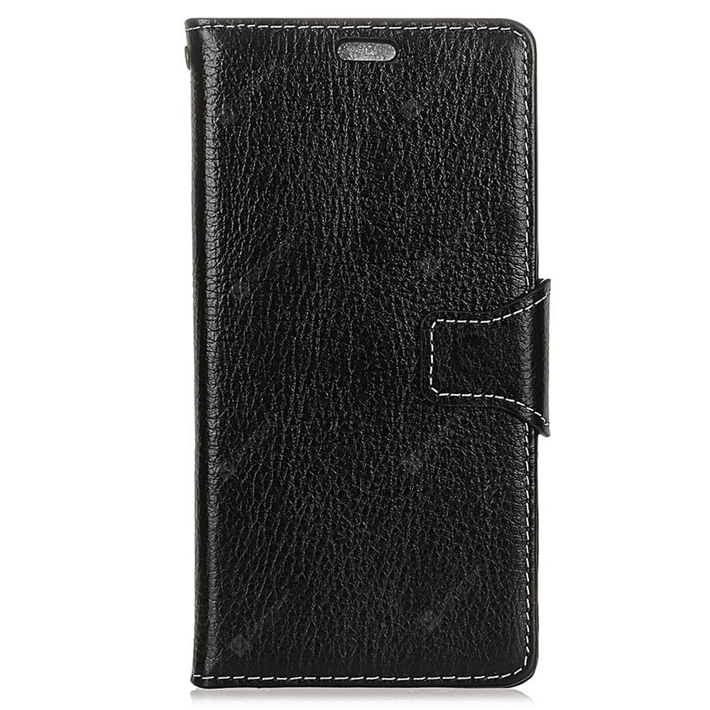 KaZiNe Crazy Horse Stripes luxury Genuine Leather Wallet Case For Iphone X