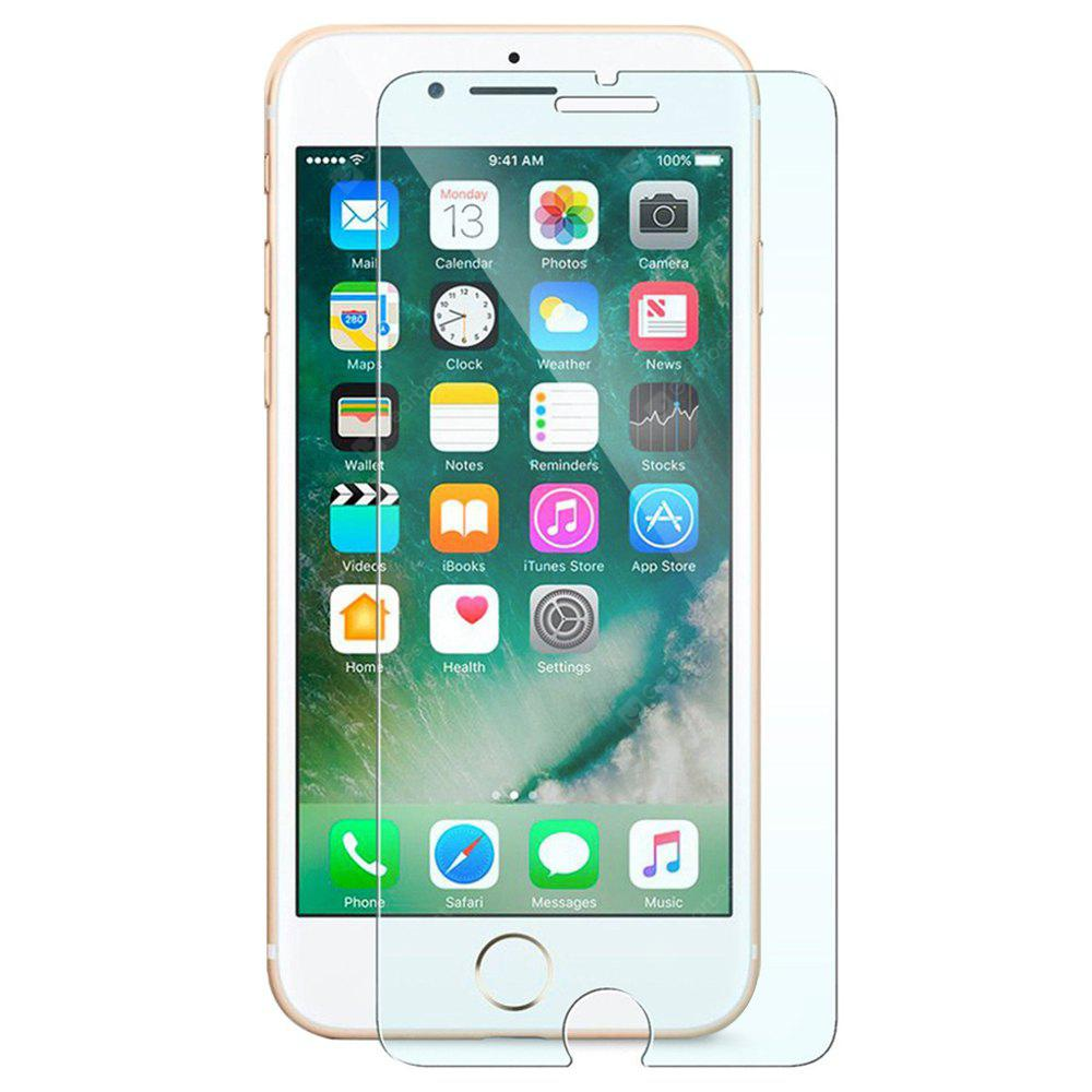 0.33mm 2.5D Arc Screen Tempered Glass Film for iPhone 8 Plus