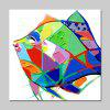 Mintura MT160865 Hand Painted Canvas Oil Painting - COLORMIX