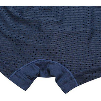 HYD1416 Male Summer Ultra-thin Ice Silk Mid-waist BoxersMens Underwear &amp; Pajamas<br>HYD1416 Male Summer Ultra-thin Ice Silk Mid-waist Boxers<br><br>Material: Polyamide, Spandex<br>Package Contents: 1 x Boxers<br>Package size: 10.00 x 8.00 x 2.00 cm / 3.94 x 3.15 x 0.79 inches<br>Package weight: 1.0000 kg<br>Product weight: 0.0800 kg