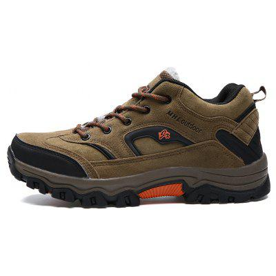 Male Versatile Velvet Warmest Hiking Athletic ShoesAthletic Shoes<br>Male Versatile Velvet Warmest Hiking Athletic Shoes<br><br>Closure Type: Lace-Up<br>Contents: 1 x Pair of Shoes, 1 x Box, 1 x Dustproof Paper<br>Decoration: Split Joint<br>Function: Slip Resistant<br>Materials: Suede, TPR, Cotton<br>Occasion: Sports, Shopping, Riding, Casual, Daily, Running, Holiday, Outdoor Clothing<br>Outsole Material: TPR<br>Package Size ( L x W x H ): 33.00 x 24.00 x 13.00 cm / 12.99 x 9.45 x 5.12 inches<br>Package Weights: 1.00kg<br>Seasons: Autumn,Winter<br>Style: Modern, Leisure, Fashion, Comfortable, Casual<br>Toe Shape: Round Toe<br>Type: Sports Shoes<br>Upper Material: Cotton Fabric,Suede
