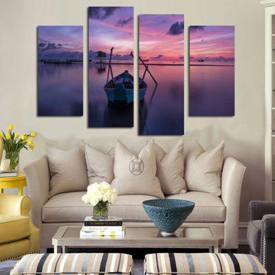 God Painting xyt - 996 Canvas Prints Sea BoatPrints<br>God Painting xyt - 996 Canvas Prints Sea Boat<br><br>Brand: God Painting<br>Craft: Print<br>Form: Four Panels<br>Material: Canvas<br>Package Contents: 4 x Print<br>Package size (L x W x H): 42.00 x 6.00 x 6.00 cm / 16.54 x 2.36 x 2.36 inches<br>Package weight: 0.3800 kg<br>Painting: Without Inner Frame<br>Product size (L x W x H): 120.00 x 80.00 x 0.10 cm / 47.24 x 31.5 x 0.04 inches<br>Product weight: 0.3400 kg<br>Shape: Vertical<br>Style: Modern Style, Modern / Contemporary<br>Subjects: Landscape<br>Suitable Space: Bedroom,Corridor,Dining Room,Hotel,Kids Room,Living Room,Office,Study Room / Office
