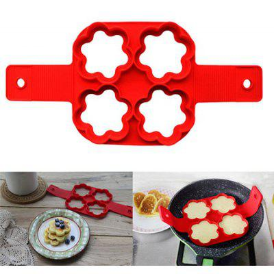 Kitchen Utensil Flower Pattern Dessert Cake Mould