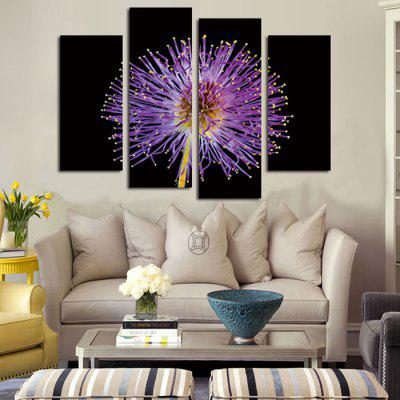 God Painting Purple Dandelion Printed Painting 4PCSPrints<br>God Painting Purple Dandelion Printed Painting 4PCS<br><br>Brand: God Painting<br>Craft: Print<br>Form: Four Panels<br>Material: Canvas<br>Package Contents: 4 x Print<br>Package size (L x W x H): 42.00 x 6.00 x 6.00 cm / 16.54 x 2.36 x 2.36 inches<br>Package weight: 0.3800 kg<br>Painting: Without Inner Frame<br>Product weight: 0.3400 kg<br>Shape: Vertical<br>Style: Flower<br>Subjects: Botanical<br>Suitable Space: Bedroom,Dining Room,Girls Room