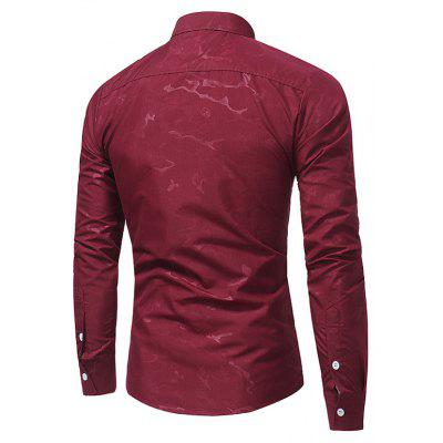 WSGYJ 1600 - 7684 Trendy Long Sleeve Slim Men ShirtMens Shirts<br>WSGYJ 1600 - 7684 Trendy Long Sleeve Slim Men Shirt<br><br>Brand: WSGYJ<br>Closure Type: Button<br>Material: Cotton, Polyester<br>Package Contents: 1 x Shirt<br>Package size: 40.00 x 30.00 x 4.00 cm / 15.75 x 11.81 x 1.57 inches<br>Package weight: 0.3200 kg<br>Product weight: 0.3000 kg