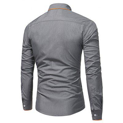 WSGYJ Men\s Contrast Unique Color Long Sleeve T-shirtMens Shirts<br>WSGYJ Men\s Contrast Unique Color Long Sleeve T-shirt<br><br>Brand: WSGYJ<br>Package Contents: 1 x Shirt<br>Package size: 40.00 x 30.00 x 4.00 cm / 15.75 x 11.81 x 1.57 inches<br>Package weight: 0.3200 kg<br>Product weight: 0.3000 kg