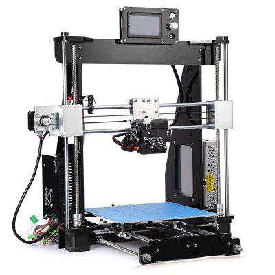 RAISCUBE R5 DIY 3D Printer Kit3D Printers, 3D Printer Kits<br>RAISCUBE R5 DIY 3D Printer Kit<br><br>Brand: RAISCUBE<br>File format: STL, OBJ, G-code<br>Host computer software: Cura<br>Language: English<br>LCD Screen: Yes<br>Material diameter: 1.75mm<br>Memory card offline print: SD card<br>Model: R5<br>Nozzle diameter: 0.4mm<br>Nozzle quantity: Single<br>Nozzle temperature: Room temperature to 260 degree<br>Package size: 49.00 x 34.60 x 18.50 cm / 19.29 x 13.62 x 7.28 inches<br>Package weight: 9.1000 kg<br>Packing Contents: 1 x RAISCUBE R5 DIY 3D Printer Kit<br>Platform temperature: Room temperature to 100 degree<br>Print speed: 10 - 120mm/s<br>Product forming size: 210 x 210 x 225mm<br>Product size: 45.00 x 44.00 x 50.00 cm / 17.72 x 17.32 x 19.69 inches<br>Product weight: 7.4000 kg<br>Supporting material: PLA, ABS<br>Type: DIY<br>Voltage: 110V/220V<br>Working Power: 300W<br>XY-axis positioning accuracy: 0.012mm<br>Z-axis positioning accuracy: 0.004mm