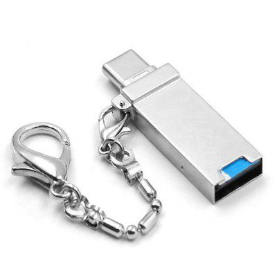 Mini Tipo-C a TF / Micro SD USB OTG Connettore