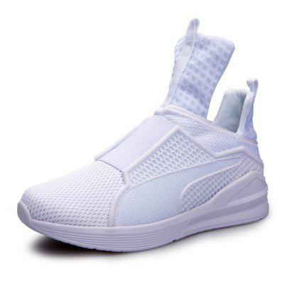 Male Trendy Soft Ultralight Breathable Casual Sneakers
